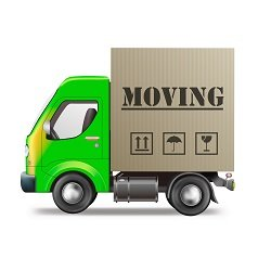 CR0 Moving Van Forestdale